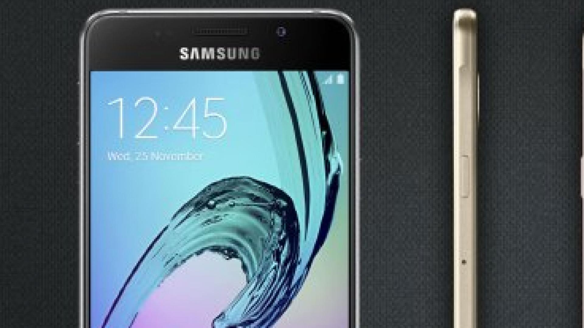 Samsung galaxy A3 2016 SM A310 szerviz komplett árlista